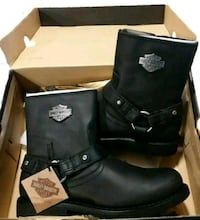 New Harley-Davidson Men Size 9 Scout Riding Boots Everett, 98208