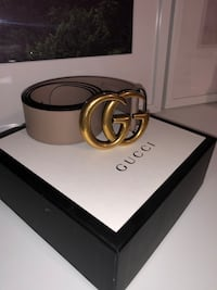 GUCCI GG Belt (Pink Leather)- AUTHENTIC Richmond Hill, L3T 7W5