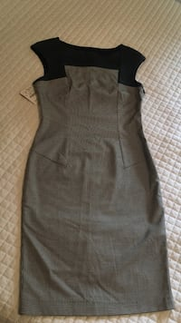 ZARA Brand new leather top dress  Mississauga, L5W
