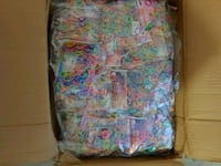 Full box of loopbands about 1000 packs Merseyside, L7 6LJ