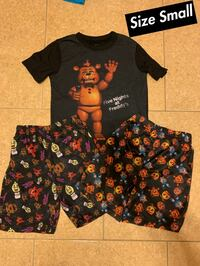 Boys - Size small pajamas   Edinburg, 78539
