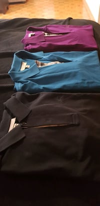 Burberry Polos (brand new) size large