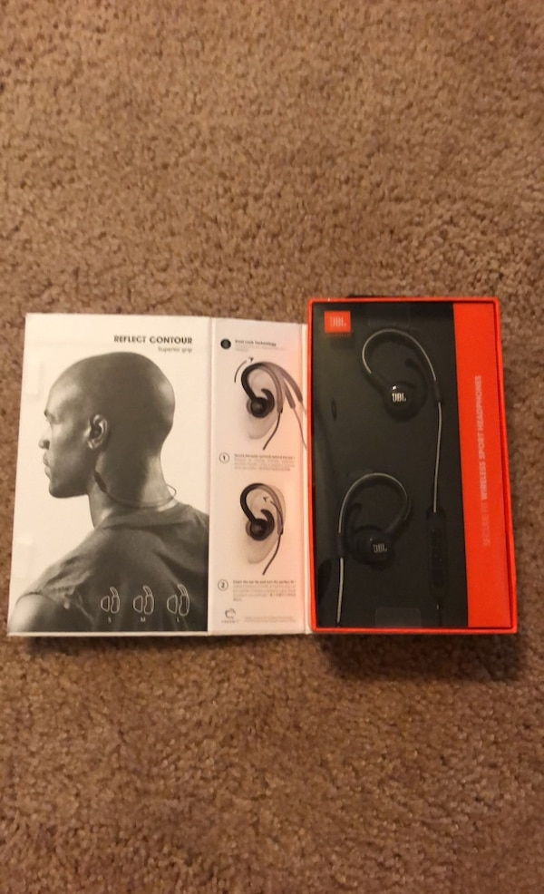 Wireless headphones 1
