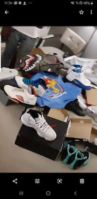 Men's Jay's size 12 and 13