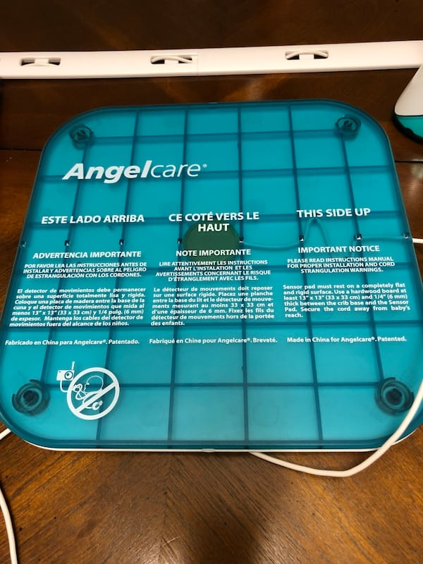 Angelcare movement and sound monitor 4