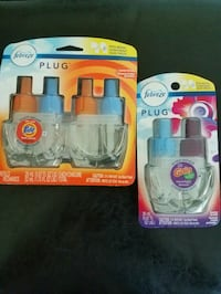 Febreze plugin refill set $12 price firm  Rockville