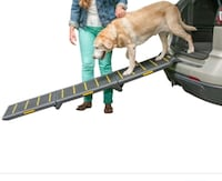 Folding, Portable Pet Ramp Asheville