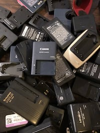 Over 40 Camera battery chargers. Small-large all types Casa Grande, 85122