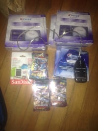128gb memory micro ssd card 75$ worth 100+ //Guitar usb link 40$ retails 60$ + Brantford, N3S 3T3