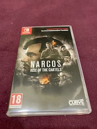 NARCOS NINTENDO SWITCH