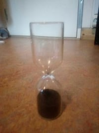 Halv time glass