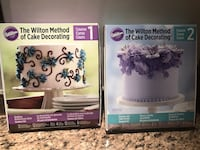 Wilton cake decorating kits 1 and 2. Never opened Stoney Creek, L8E 4X5