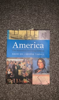 America - The essential learning edition Stafford, 22554