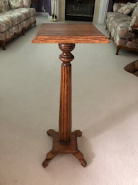 Victorian Plant Stand CLEARFIELD