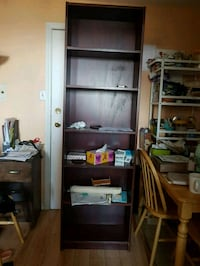 Bookcase , negotiable New Westminster, V3M 4J3
