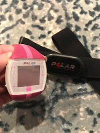 Polar fitness tracker with heart rate band Rockville, 20852