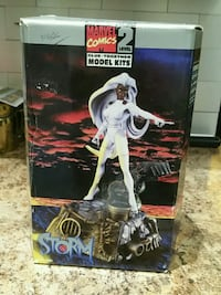Marvel -Storm model kit Vaughan, L4J 5J9