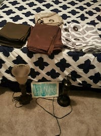 Assorted items- message for price and details 590 mi