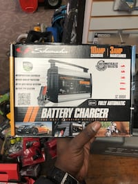 Schumacher battery Charger !! Negotiable!!  Baltimore, 21217