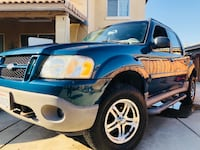 Ford - Explorer Sport Trac - 2002 Cathedral City, 92234