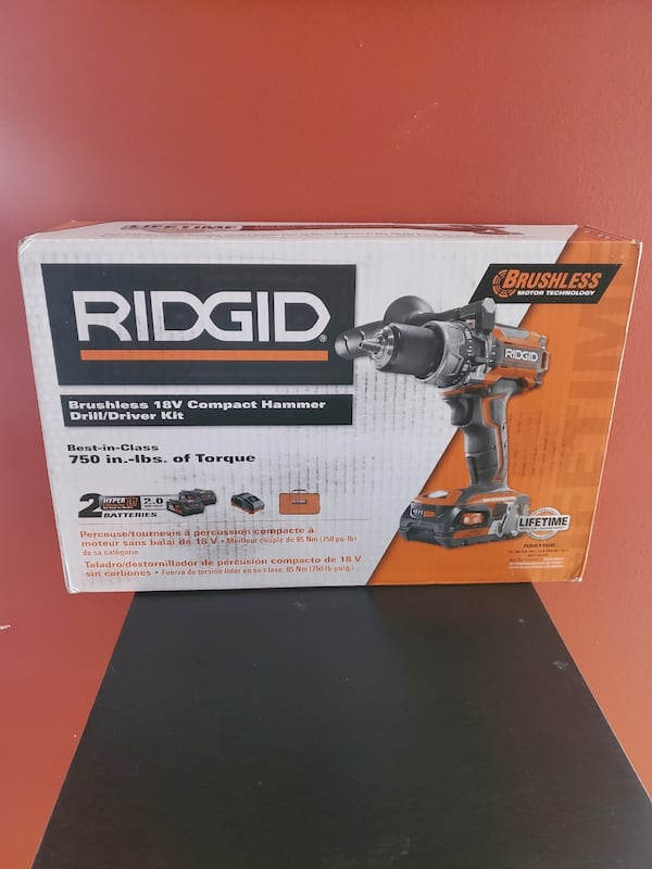 RIDGID 18-Volt Lithium-Ion Cordless Brushless 1/2 in. Compact Hammer D ae4c2c2d-bd36-4b01-b3cf-040924ac1474