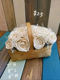 Decor made with WOOD flowers  El Paso, 79938