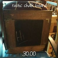 brown wooden chalkboard Knoxville, 37920