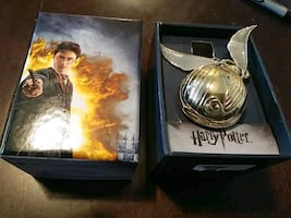 BRAND NEW HARRY POTTER POCKET WATCH