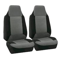 H Group Premium Fabric Front High Back Car Truck S Riverside, 92509