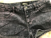 Purple Denim Shorts Brookeville, 20833