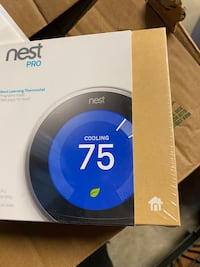 Nest Pro Learning Thermostat