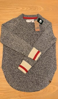 Roots Cotton Cabin Waffle Crew Sweater Toronto, M6L 1A8