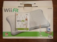 Wii Fit, great condition, barely used. Toronto, M4L 3E4