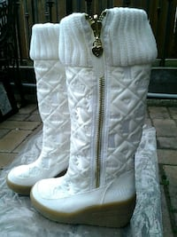 juicy couture boots (size 6)retail $250 Toronto, M1E 2B8