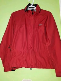red zip-up jacket Calgary, T3N 1A8