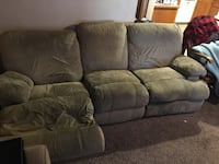 Free Reclining Couch Erie, 80516