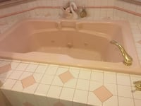 Kohler jetted tub and delta faucet  CARSONCITY