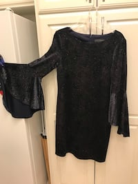 Brand new with tags party dress for News years Eve or a cruise. Sells for $109 new. Only $40 1025 mi