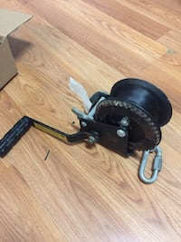 Shelby built winch made USA for a trailer and boat Vaughan, L4H 3P6