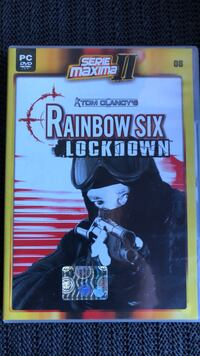 Raimbow Six - Lockdown (PC) Cascinette d'Ivrea, 10010