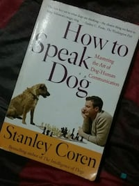 HOW TO SPEAK TO YOUR DOG  Hamilton, L8L 5R4