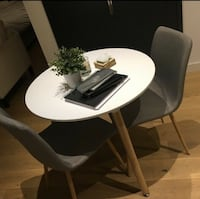 Dining table - new in box. Table only  London, E14 0QG