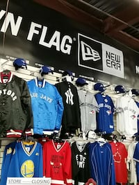 Blue Jays raptors jackets n jersey