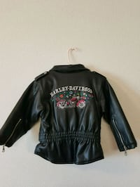 Kids leather jacket Clearwater, 55320