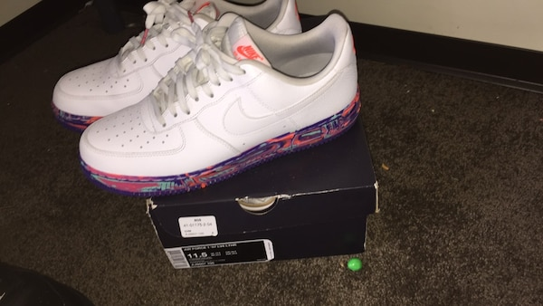 e391d7ee72f2 Used Customized Air Force Ones for sale in Orland Park - letgo
