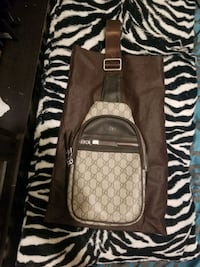 Gucci handbag for men $80 Mississauga, L5W 1L9