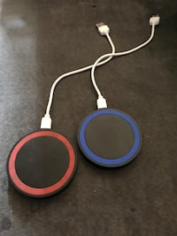 Wireless charging pads Toronto, M4X 1M3