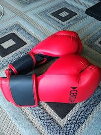 Brand new never used 14oz boxing gloves
