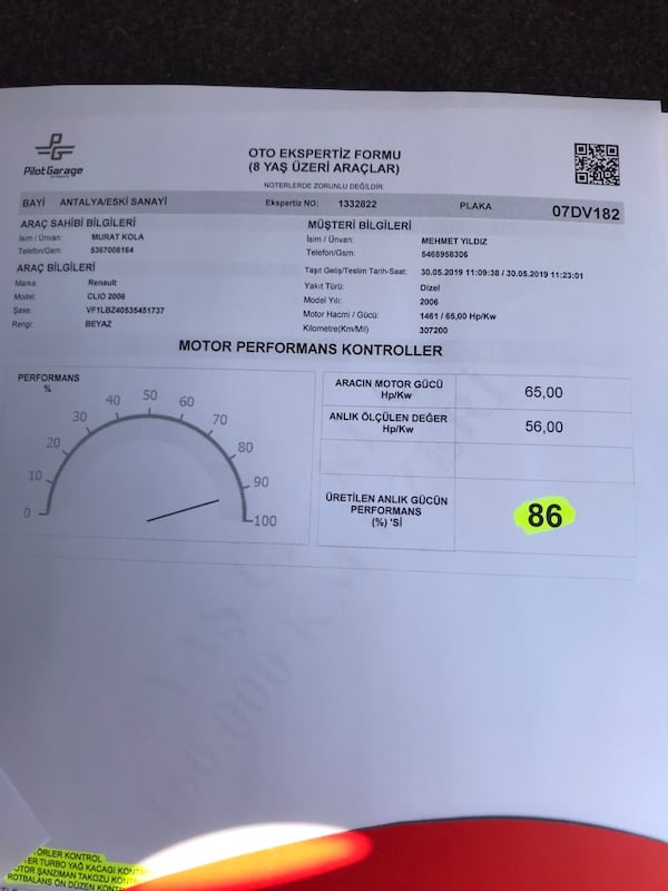 Renault - Clio - 2006 20d28b36-4bbb-4989-8ecf-fe771bbbe3ae