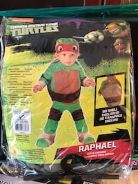 Kids ninja turtle Halloween costume Richmond, V6V 2W4
